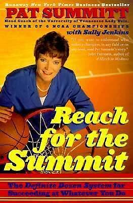 Reach for the Summit by Summitt, Pat