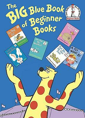 The Big Blue Book of Beginner Books (Beginner Books(R)) by Eastman, P.D.