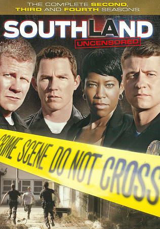 Southland: The Complete Second, Third and Fourth Seasons DVD Set Sealed NEW