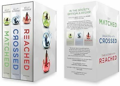 Matched Trilogy box set by Condie, Ally