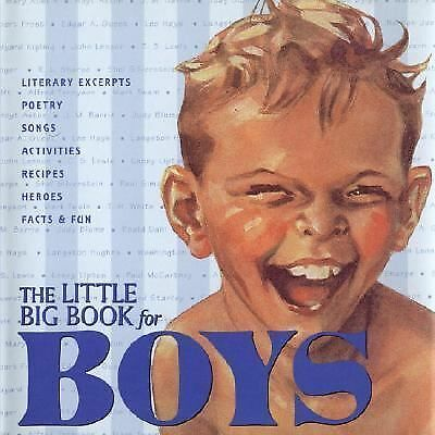 The Little Big Book for Boys by