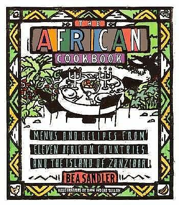 The African Cookbook by SANDLER, BEA