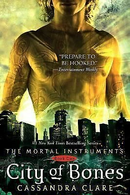 City of Bones (The Mortal Instruments, Book 1) by Clare, Cassandra