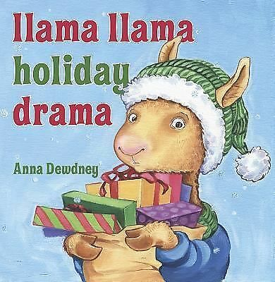 Llama Llama Holiday Drama by Dewdney, Anna