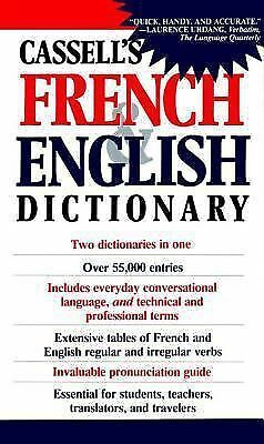 Cassell's French & English Dictionary by Cassell's