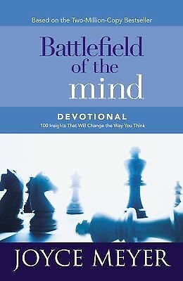Battlefield of the Mind Devotional: 100 Insights That Will Change the Way You T