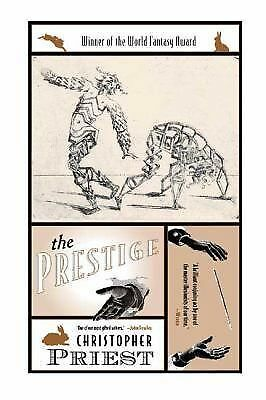 The Prestige by Priest, Christopher