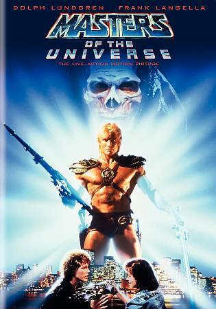 Masters of the Universe (DVD, 2009)