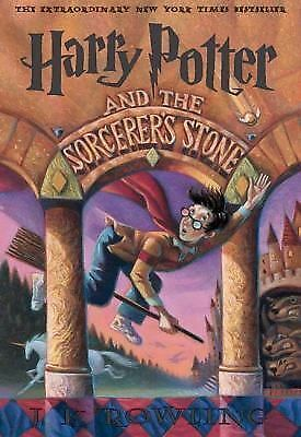 Harry Potter and the Sorcerer's Stone by Rowling, J.K.