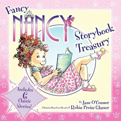 Fancy Nancy Storybook Treasury by O'Connor, Jane