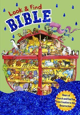 Look and Find Bible by