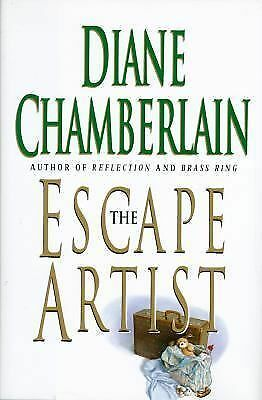 Escape Artist by Chamberlain, Diane