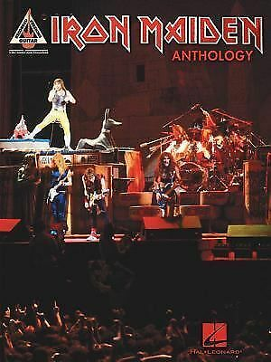 Iron Maiden Anthology (Guitar Recorded Versions) by Iron Maiden