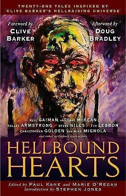 Hellbound Hearts by Paul Kane, Marie O'Regan