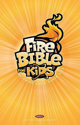 Fire Bible for Kids by