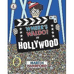 Where's Waldo? In Hollywood by Handford, Martin