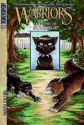 The Rise of Scourge (Warriors Graphic Novel) by Erin Hunter, Dan Jolley