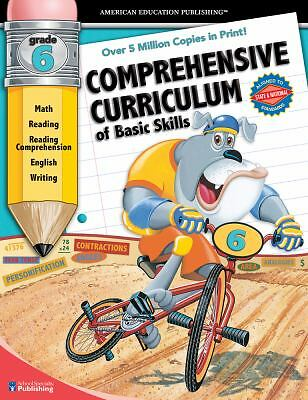 Comprehensive Curriculum of Basic Skills, Grade 6 by