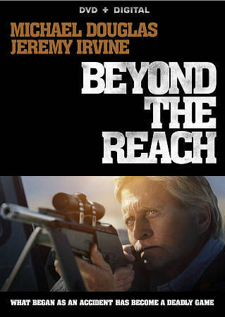 Beyond the Reach by Douglas, Michael, Cox, Ronny, Irvine, Jeremy