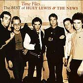 Time Flies: The Best of Huey Lewis & the News by Huey Lewis & the News (CD,...