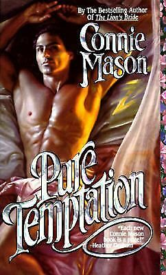 Pure Temptation (Leisure historical romance) by Mason, Connie