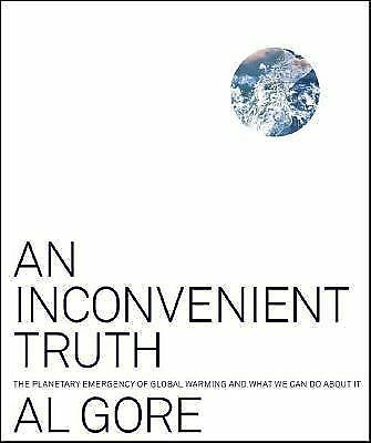 """An Inconvenient Truth"" Paperback Book by Al Gore"