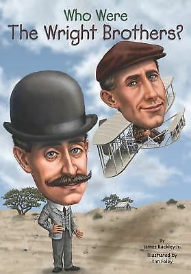 Who Were the Wright Brothers? (Who Was...?) by Buckley, James