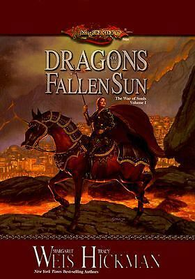 Dragons of a Fallen Sun Vol. 1 by Tracy Hickman and Margaret Weis (2000, Hardcov
