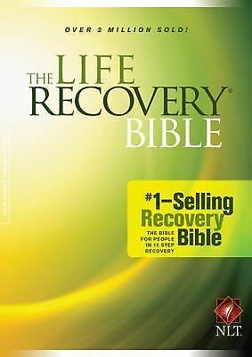 The Life Recovery Bible NLT by