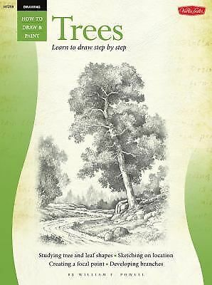 Drawing Trees by Powell, William