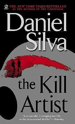 The Kill Artist by Silva, Daniel