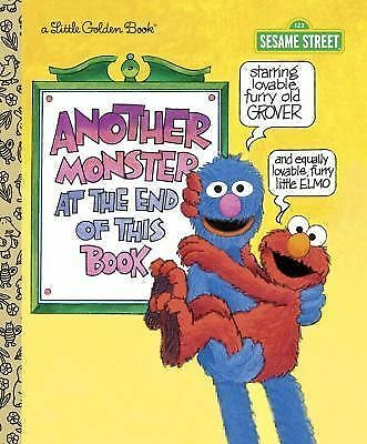 Another Monster at the End of This Book Sesame Street Ser.)