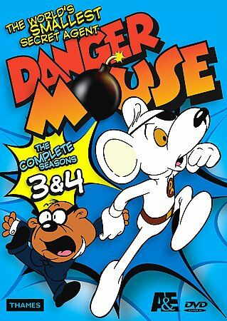 Danger Mouse - The Complete Season 3 & 4