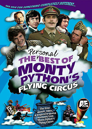 The Personal Best of Monty Python's Flying Circus (DVD, 2006)