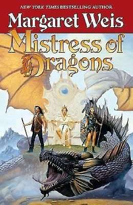 The Dragonvarld Trilogy Ser.: Mistress of Dragons 1 of 3 by Margaret Weis (2003,