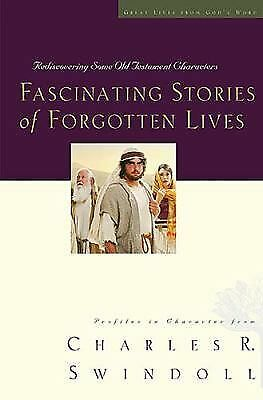 Fascinating Stories of Forgotten Lives Great Lives Series)