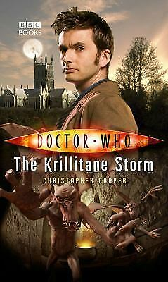 Doctor Who: The Krillitane Storm Doctor Who BBC Hardcover))