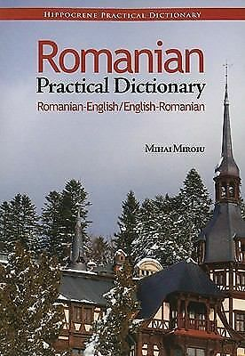 Romanian-English/English-Romanian Practical Dictionary Romanian Edition)