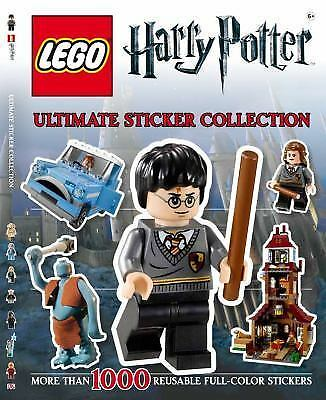 Ultimate Sticker Collection: LEGO Harry Potter ULTIMATE STICKER COLLECTIONS)