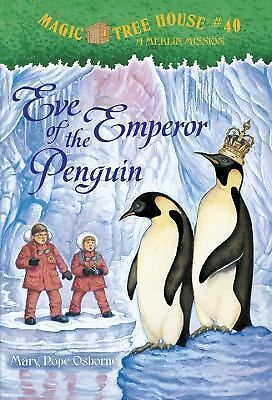 MAGIC TREE HOUSE Eve of the Emperor Penguin #40 Mary Pope Osborne Paper Back NEW