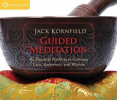 JACK KORNFIELD GUIDED MEDITATION 6 Practices 2 Cultivate Love-Awareness-Wisdom