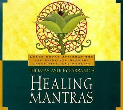 BRAND NEW THOMAS ASHLEY-FARRAND'S HEALING MANTRAS FREE SHIPPING!! ��!!!