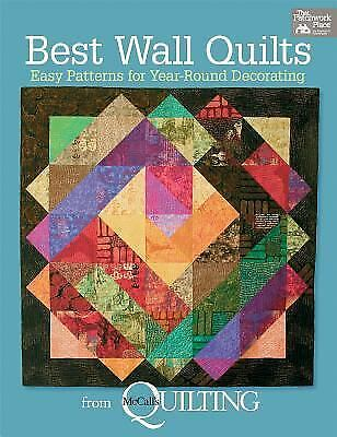 Best Wall Quilts from McCalls Quilting  That Patchwork Place * Michael J Fox