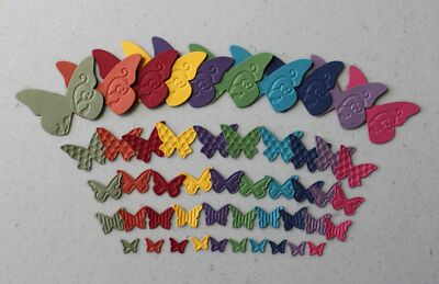 Stampin'Up New Regals Collection Butterfly Die Cuts 50