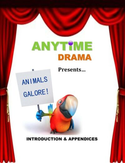 Animals Galore! - Summer Camp Curriculum for Kids - Drama for kids
