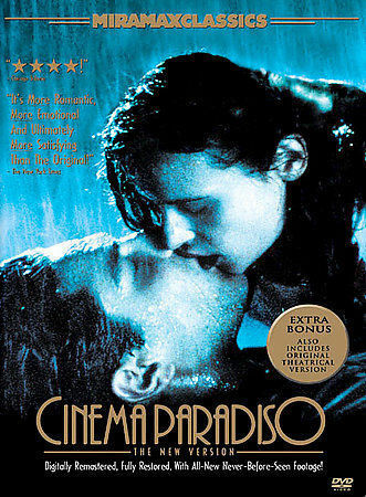 Cinema Paradiso - The New Version by Philippe Noiret, Enzo Cannavale, Antonella