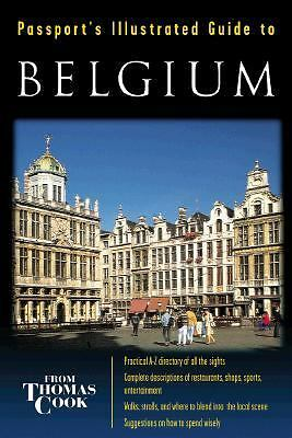 Passport's Illustrated Guide to Belgium (Passport's Illustrated Travel Guide to