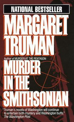Murder in the Smithsonian (Capital Crime Mysteries) by Truman, Margaret