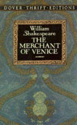 The Merchant of Venice (Dover Thrift Editions) by William Shakespeare