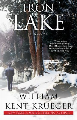 Iron Lake: A Novel (Cork O'Connor Mystery Series) by Krueger, William Kent